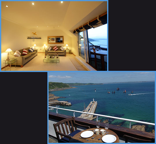 Self Catering Penthouse Falmouth