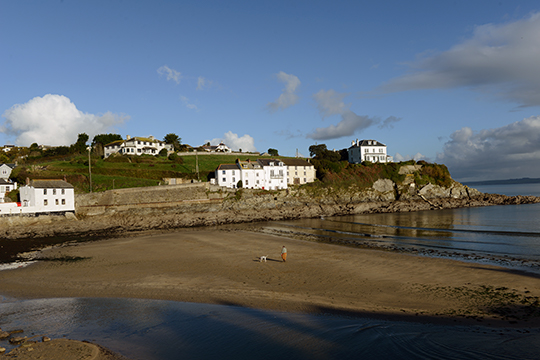 Portmellon Cornwall
